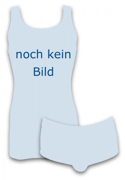 3/4 lange Unterhose Egon, Doppelripp, weiß
